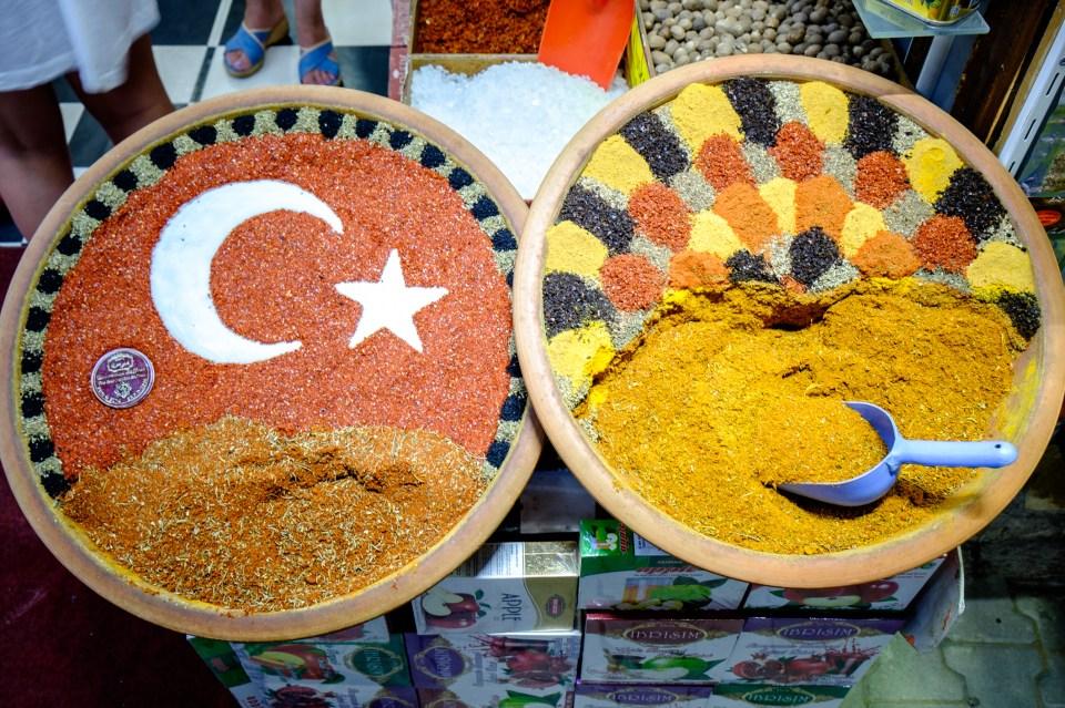 Side, Turkey