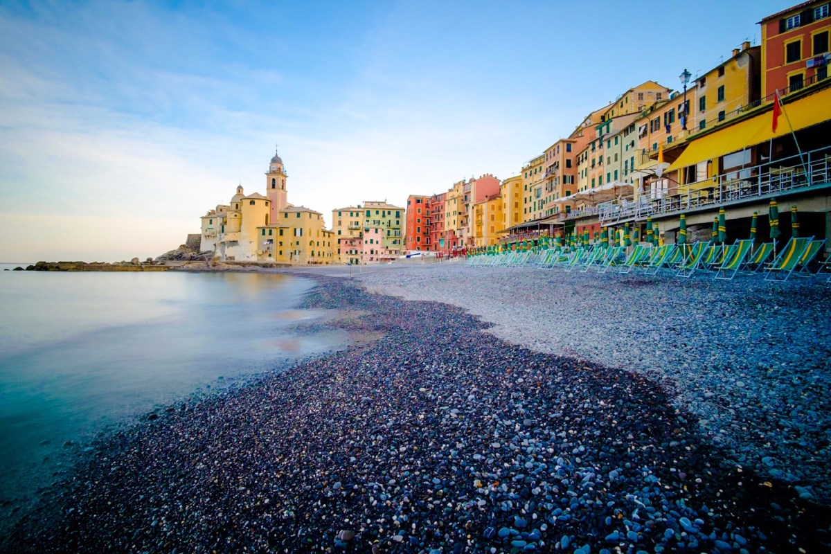Adventures in Camogli