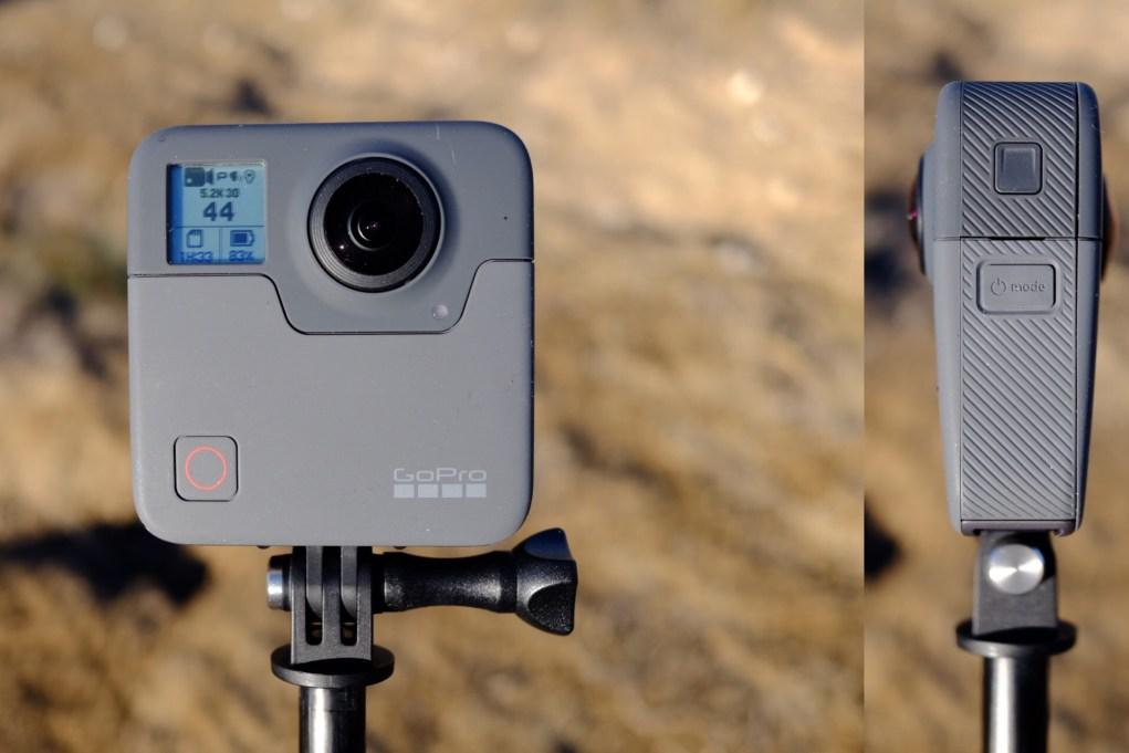 A short GoPro Fusion Review - Christoph Papenfuss Photography