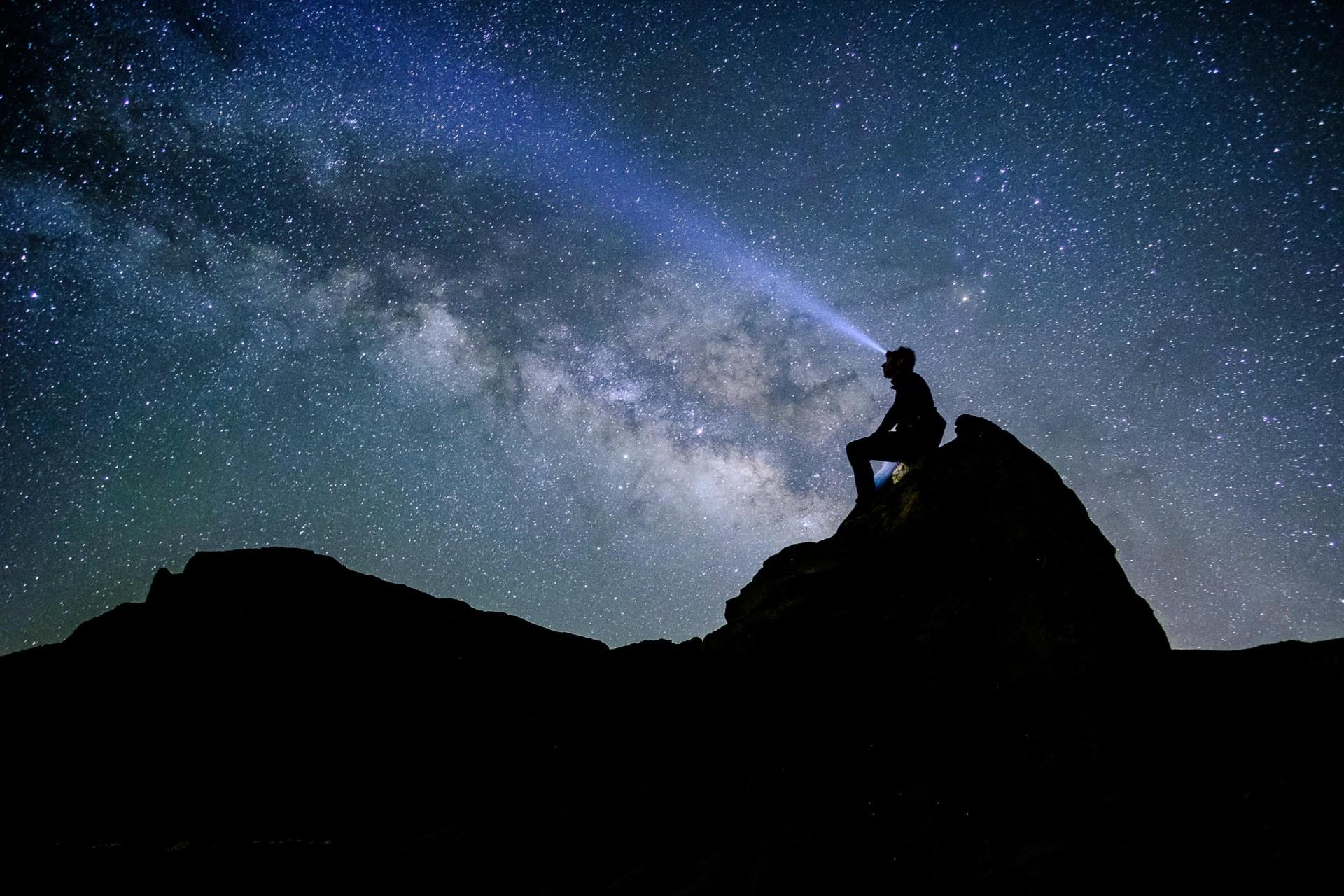 Star Gazing on Mt Teide
