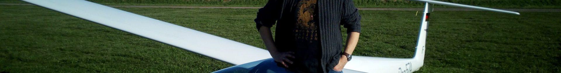 Segelflugzeug Diamant