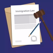 Immigration Law Paperwork