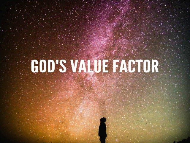 God's Value Factor