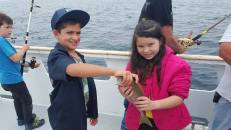 SFVSF Annual Kid's Fishing Trip