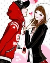 Image of: Chibi Cartoon Pictures Cute Couple Cartoon Wallpaper Sf Wallpaper Animated Couples Wallpaper Sf Wallpaper