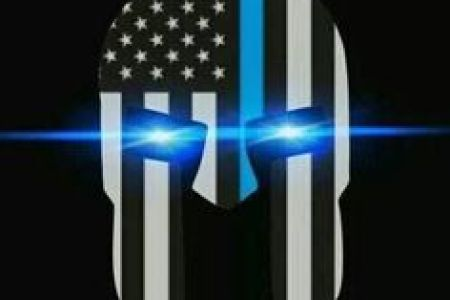 Law Enforcement American Flag Wallpaper The Galleries Of Hd Wallpaper