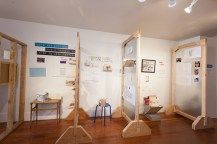 Work from YAX Architecture students on display at Root Division