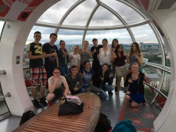 London (15-21 July 2017): London Eye