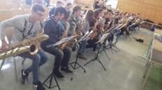 12.-16.09.2017: Die Big Band bei der Jazzbegegnung des Landes in Breisach