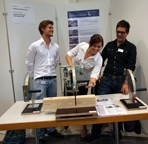 Zweimal Silber für das Schubart-Gymnasium auf der Internationalen Erfinder- und Neuheitenausstellung (IENA) 2015 in Nürnberg: Zwei Schülergruppen vom Technikum des Schubart-Gymnasiums, betreut von Frau Angelika Möbius, fuhren am Donnerstag, dem 29. Oktober zur IENA 2015 nach Nürnberg.