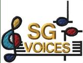SG Voices Logo