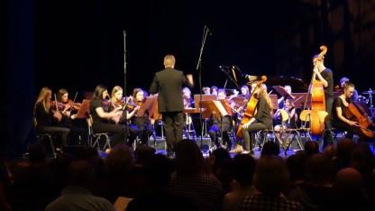 """11.04.2018: """"Reine Spielfreude!"""" Das SG-Orchester bietet elektrisierende Latin Nummern und Klassik auf höchstem Niveau"""