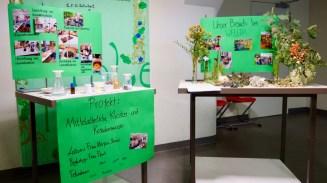 """24.07.2018: Ausstellung des Projekts """"Mittelalterliche Kloster- und Kräutermedizin"""""""