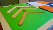 24.07.2018: Das Bumerang-Projekt stellt Flugobjekte aus
