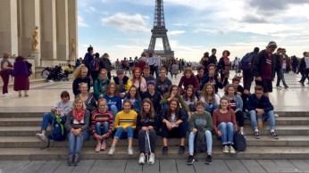 11.10.2018: La Tour Eiffel
