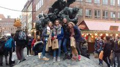 09.-17.12.2018: Schüleraustausch mit Saint-Lô — Ausflug nach Nürnberg