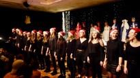 19.12.2018: Der Chor des Neigungskurses Musik