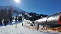 14.02.2019: Leere Pisten und viel Sonne am Wintersporttag