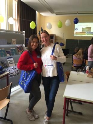 """16./17.10.2019: Die """"Erasmus Days"""" am Schubart-Gymnasium"""
