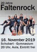 Plakat Auftritt November 2019