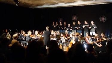 10.12.2019: Lehrerchor und Orchester des SG