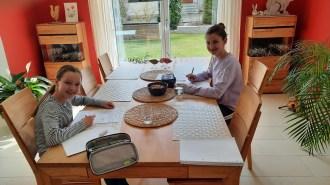 Die Geschwister Haker rechnen mit größtem Vergnügen