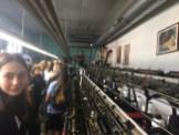 Besuch einer alten Seidenfabrik in den Cevennen