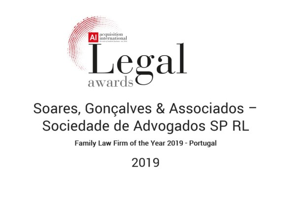 Family Law 2019 Portugal