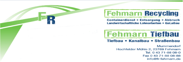 FehmarnRecycling