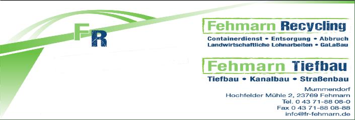 FehmarnRecycling