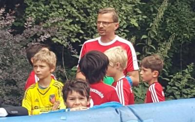 Gemeindefest-Kickerturnier
