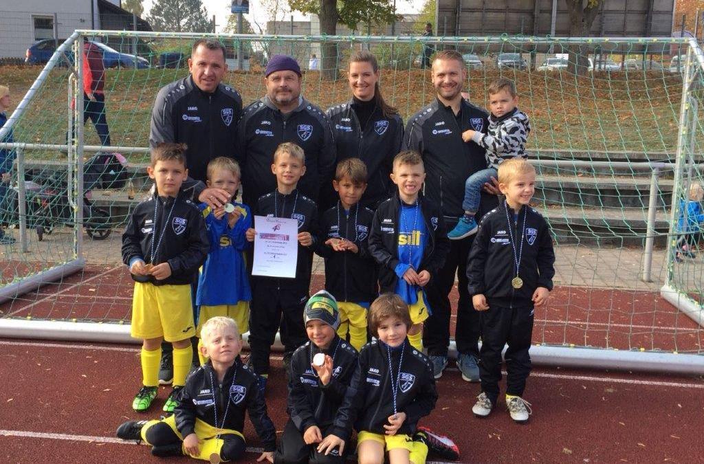 BFV – Turnier beim TV 48 Schwabach 20.10.18