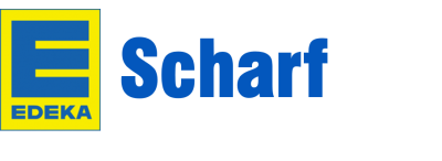 Edeka Scharf Logo