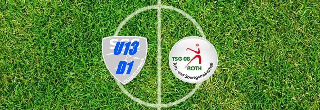 TSG Roth II – SGS U13