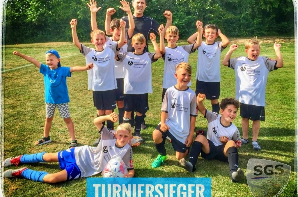 SGS U10 – Turniersieg in Rohr