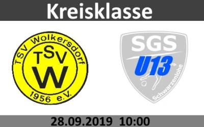 TSV Wolkersdorf – SGS U13
