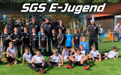 SGS E-Jugend 19/20