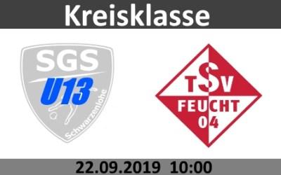 SGS U13 – TSV 04 Feucht