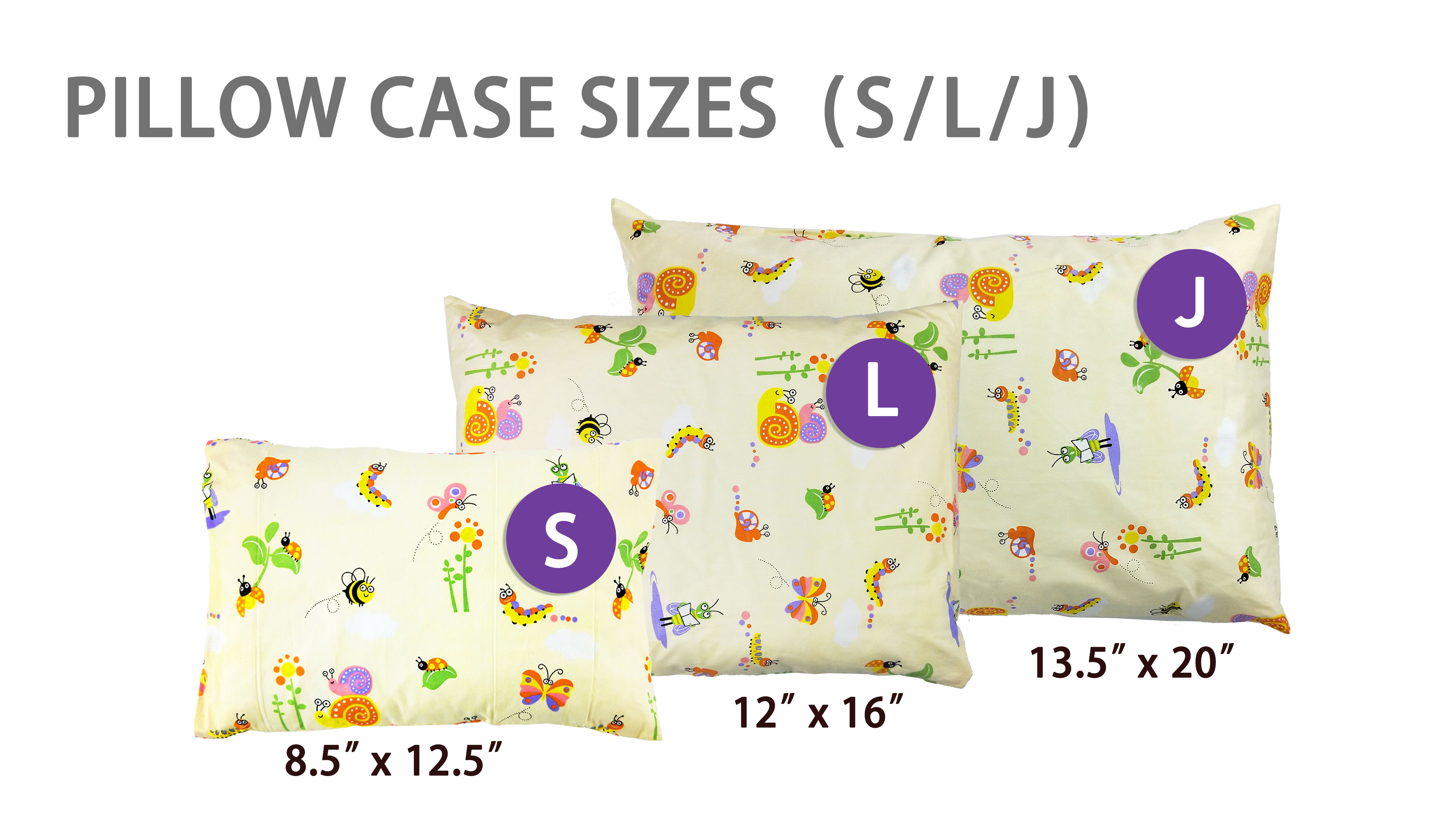mothernest baby pillow case size s 3 to 12mths