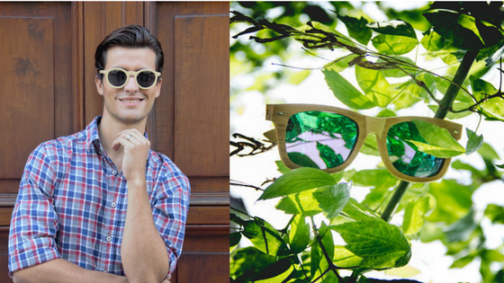 Oh My Woodness! eyewear collection NEW & EXCLUSIVE to SmartBuyGlasses