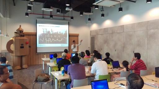 Nullspace Robotics IDA Labs Arduino Workshop