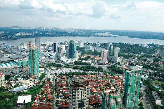 Johor Baru property market: Weak sentiment persists due to overhang -  Singapore Property News