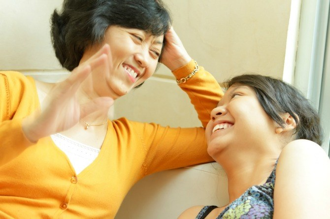 why mothers and daughters fight