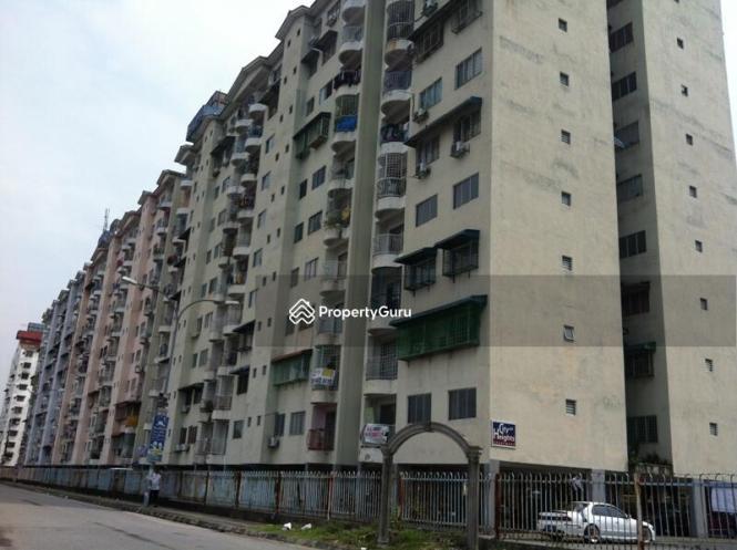 Kajang City Height Apartment