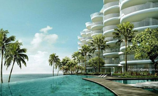 Seascape Sentosa Cove 57 Way 3 Bedrooms 2164 Sqft Iniums Apartments And Executive For By Andy Lim S 4 820 000