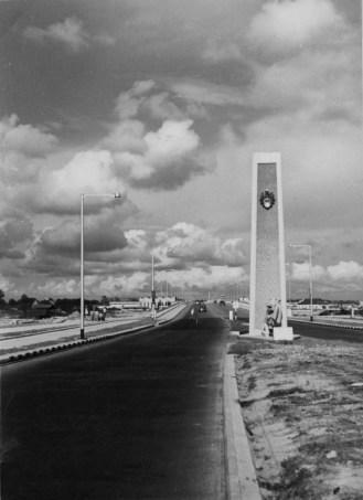 Merdeka Bridge 1950s