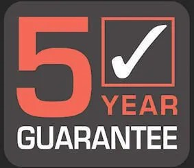 SGB Plastering will guarantee all work for a minimum of 5 years