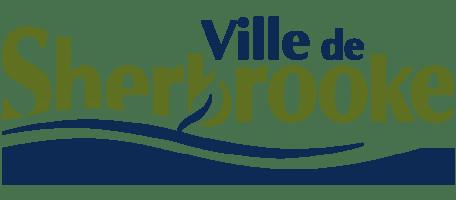 logo ville de sherbrooke proportionné
