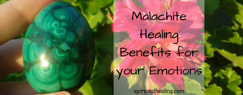 Malachite Healing Benefits