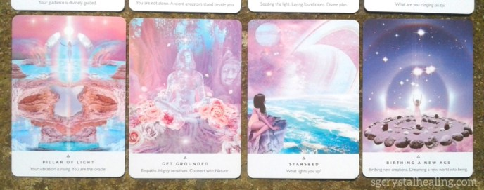 Rebecca Campbell Work Your Light Oracle Card Favourites